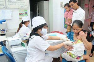 TP.HCM: Tiêm bổ sung vắc xin sởi - rubella cho trẻ 1 đến 5 tuổi