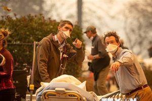 Cháy rừng dữ dội ở California, ít nhất 9 người thiệt mạng