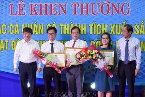 Đà Nẵng khen thưởng các cá nhân xuất sắc trong hoạt động khoa học công nghệ