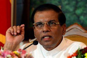 Quốc tế quan ngại tình hình chính trị tại Sri Lanka