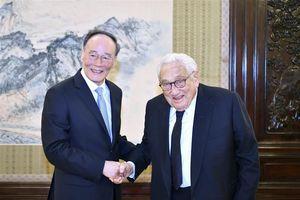Giới chức Trung Quốc nhấn mạnh Trung - Mỹ cần giải quyết bất đồng