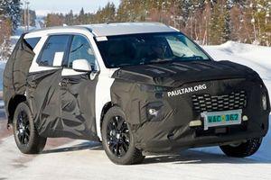Hyundai sắp ra mắt xe SUV cỡ lớn hoàn toàn mới