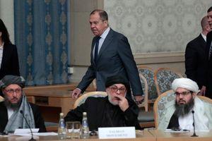 Nga tổ chức các cuộc đàm phán giữa Hội đồng Hòa bình của Taliban và Afghanistan