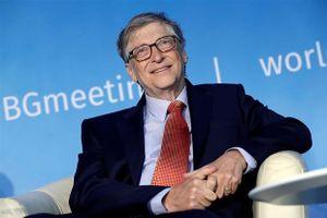 Bill Gates: Tiết kiệm 233 tỉ USD từ cải tiến… nhà vệ sinh