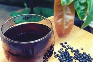 Giảm cân thần tốc bằng nước đậu đen rang hiệu quả tại nhà