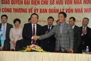 PVN chính thức được bàn giao về UB Quản lý vốn Nhà nước