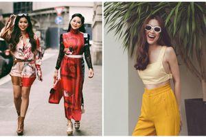 Thời trang đối nghịch của Hà Tăng và mẹ chồng: Người 'tắm' hàng hiệu - người chọn giản đơn