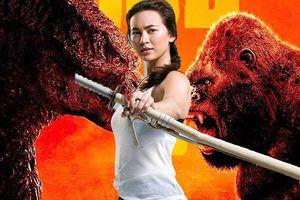 Đả nữ Jessica Henwick xác thận tham gia vào trận chiến 'Godzilla vs Kong' '