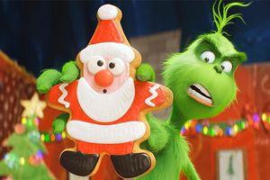 'The Grinch': Không khí Giáng Sinh tràn về qua câu chuyện của 'quái vật xanh chuối' ngộ nghĩnh