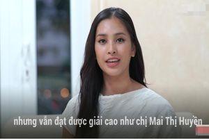 Phát hoảng khi Trần Tiểu Vy 'nhớ đúng tên - kêu nhầm họ' của Hoa hậu Nguyễn Thị Huyền