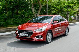 'Vượt mặt' Grand i10, Accent trở thành xe bán chạy nhất tháng của Hyundai