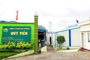 Đầu tư Nhà máy xử lý nước thải tập trung tại Khu xử lý rác Tóc Tiên
