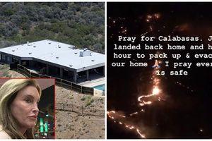 Cháy lớn ở Mỹ: Hàng loạt biệt thự của diễn viên Hollywood bị thiêu rụi, các ngôi sao cùng nhau cầu nguyện
