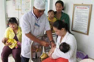 Tiêm bổ sung vaccine sởi- rubella cho hơn 4 triệu trẻ em dưới 5 tuổi