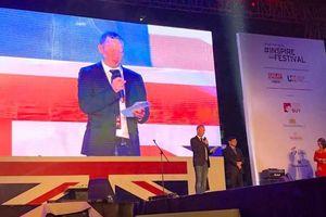 Sôi động Lễ hội Anh quốc