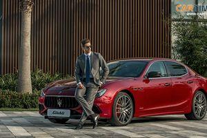 Ngắm Maserati Ghibli GrandSport 2018 duy nhất tại Việt Nam