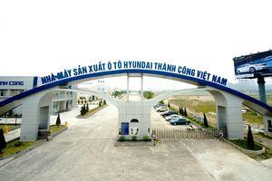 'Làm ăn' tốt, Hyundai Thành Công xây dựng thêm nhà máy ô tô tại Việt Nam