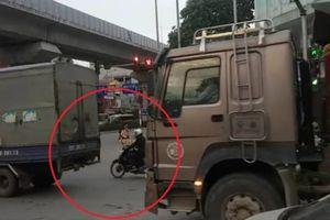 Hà Nội: Hàng loạt 'hung thần' có dấu hiệu quá tải hoạt động trong giờ cấm