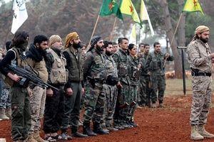 Phe đối lập Syria được Mỹ hậu thuẫn bắt đầu tấn công IS ở Deir Ezzor