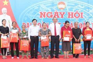 Phó Thủ tướng Thường trực tham dự Ngày hội 'Đại đoàn kết toàn dân tộc'