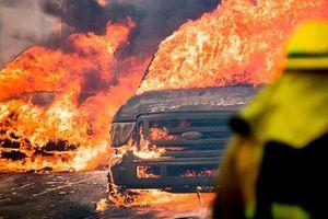 Mỹ: Ít nhất 5 người thiệt mạng do cháy rừng ở California