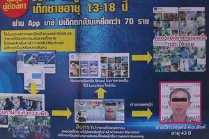 Bắt giam quân nhân Thái Lan nhiễm HIV hiếp dâm 75 người