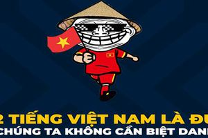 Việt Nam - Đội bóng duy nhất không cần biệt danh ở đấu trường AFF Cup