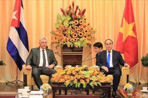 TPHCM và Cuba tăng cường hợp tác trong các lĩnh vực tiềm năng