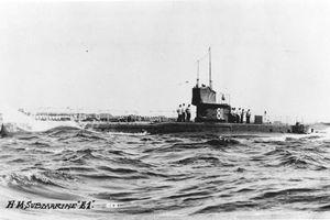 Số phận cay đắng của đội tàu ngầm Anh từng bảo vệ Nga trong Thế chiến I