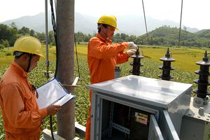 Hiện đại hóa cấp điện nông thôn: Mục tiêu quan trọng