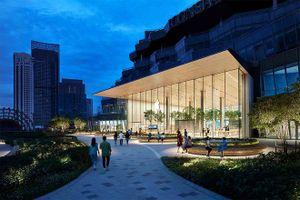 Apple Store thứ hai tại khu vực Đông Nam Á đi vào hoạt động