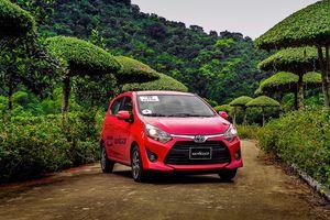'Tân binh' Toyota Wigo vượt Hyundai Grand i10 ngay tháng đầu hiện diện