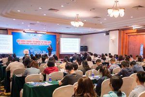 Hội thảo: 'Bổ sung canxi tự nhiên từ tảo biển – Xu hướng phát triển chiều cao tối ưu cho trẻ'.