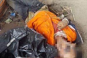 Hải Dương: Người đàn ông lang thang tử vong dưới gầm cầu cạnh túi rác
