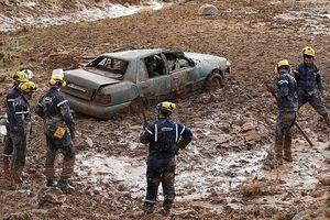 Lũ lụt nghiêm trọng thành thảm họa ở Jordan