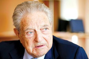 'Ông kẹ' George Soros