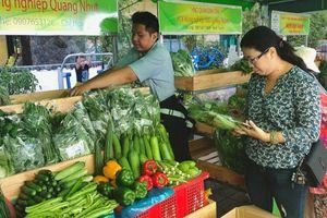 TP Hồ Chí Minh: Có thêm 3 chợ phiên nông sản an toàn