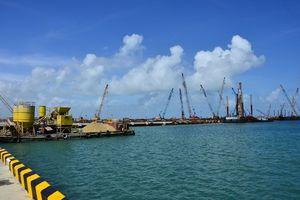 Kiến nghị nhận chìm khoảng 15 triệu m3 vật chất nạo vét cảng Dung Quất