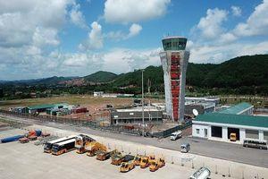 Sân bay Vân Đồn sẽ đón chuyến bay đầu tiên vào cuối năm
