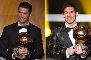 Mbappe: 'Messi và Ronaldo sẽ không thể giành Quả bóng vàng năm nay'