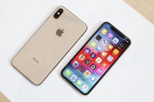 Về nước một tuần, iPhone XS chính hãng đã giảm giá mạnh