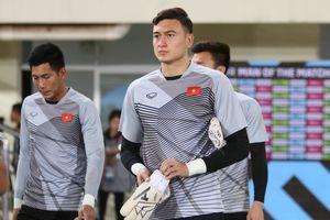 Bất ngờ với chiều cao của ĐT Việt Nam tại AFF Cup 2018
