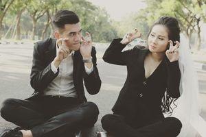 Chuyện tình đẹp của tiền đạo Tiến Linh và bạn gái xinh đẹp, hơn 2 tuổi