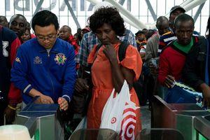 Quản lý người Trung Quốc gây phẫn nộ ở Kenya vì kỳ thị chủng tộc