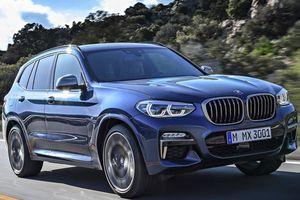 BMW X3 và X5 sắp có bản plug-in hybrid đáng chú ý