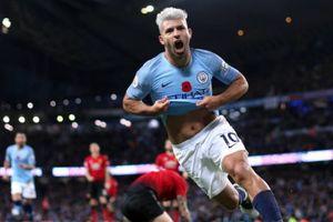 Man City 3-1 Man Utd: Trận derby một chiều