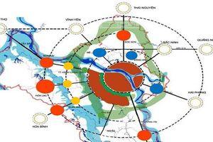 Hà Nội đang triển khai 25 đồ án quy hoạch đô thị vệ tinh