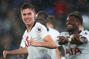 Sao trẻ tỏa sáng, Tottenham Hotspur nhọc nhằn giành 3 điểm