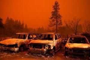 Hỏa hoạn thiêu trụi 23 người và cả một thị trấn