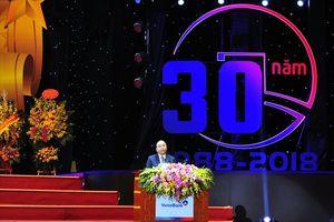 VietinBank 30 năm phát triển: Tổng tài sản tăng gấp 1.500 lần đạt mốc 1,1 triệu tỉ đồng